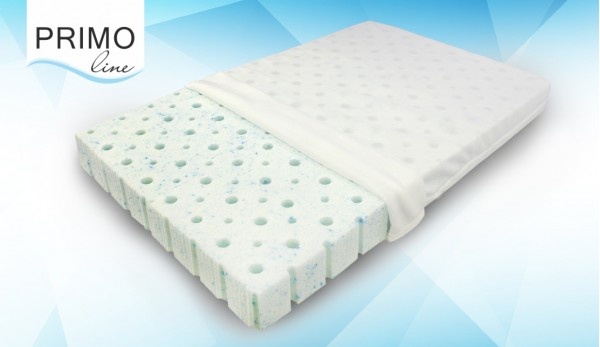Gel Latex Mattress Topper without cover