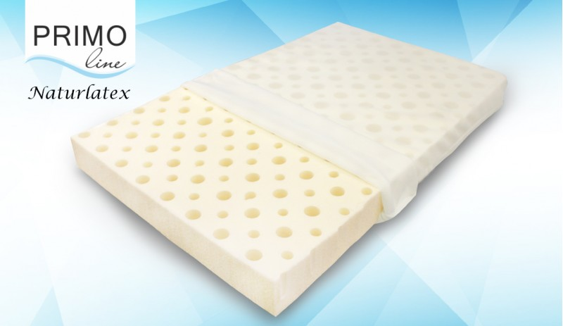 Natural Latex Mattress Topper without cover