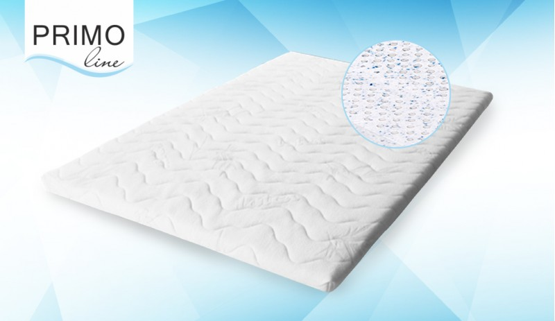 Gel Latex Mattress Topper