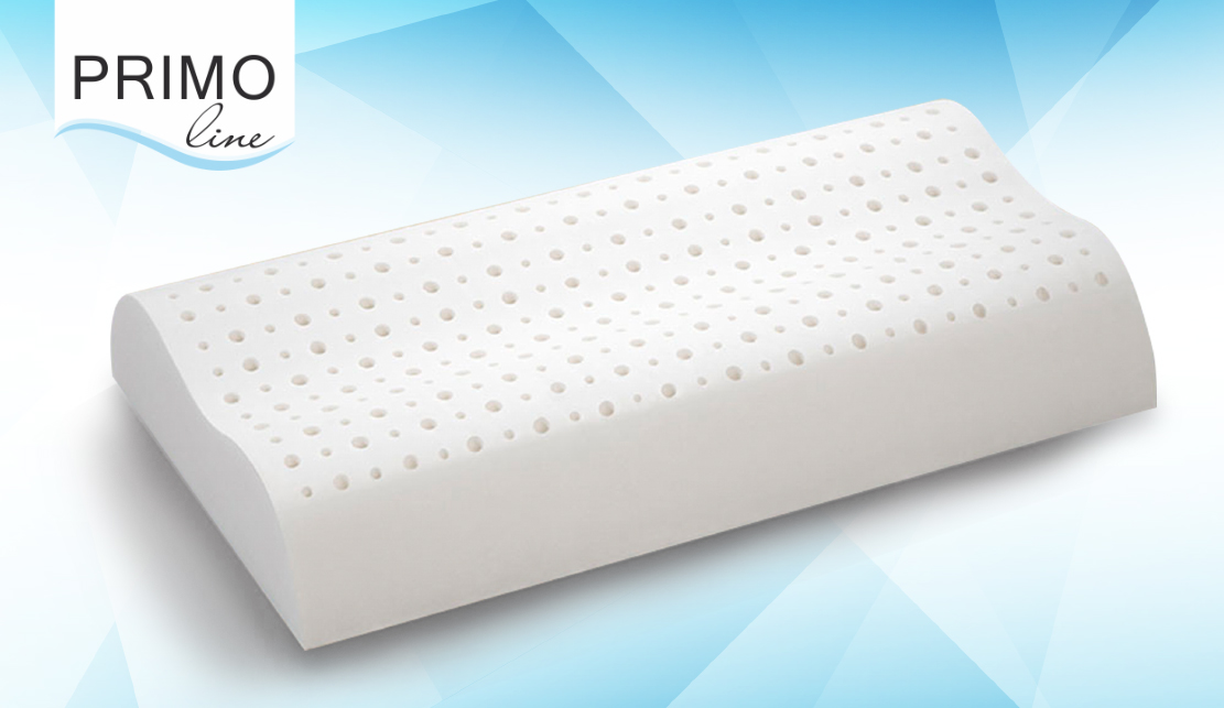 ANATOMIC Cooling Gel Latex Pillow